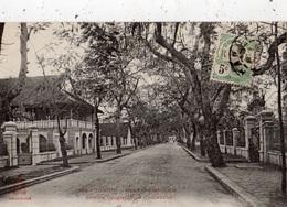 VIET-NAM HANOI ETAT-MAJOR SERVICE GEOGRAPHIQUE (CONCESSION) - Viêt-Nam