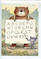 Alphabet  Erwin Moser - Fancy Cards