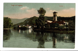 CPA - Carte Postale -Suisse - Tessin - Lugano - Lago-1909  S4988 - TI Tessin