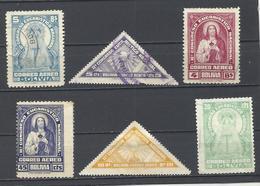 Bolivia. 1939. Congreso Eucarístico. - Bolivia