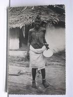 COTE D'IVOIRE - VIEILLE FEMME DE LA REGION DE MAN - Ivory Coast