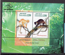 1996 - INDONESIA - Catg.. Mi. 1612/1613 - NH - (CW1822.9) - Indonesia