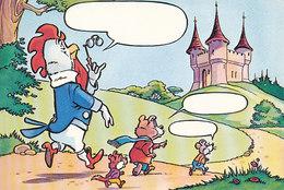 DP00694 - NETHERLANDS - DUTCH COMICS - O.B. BOMMEL TOM POES - MARTEN TOONDER - CP ORIGINAL AMRO BANK - Comics