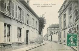 02* SOISSONS  Rue De Panieu – Grand Seminaire            MA84,0088 - Soissons
