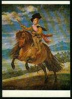AKx Malerei - Prado Madrid - Diego Velazquez, Prinz Baltasar Carlos Zu Pferde - Musées