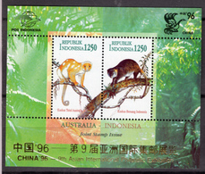 1996 - INDONESIA - Catg.. Mi. BF 108I - NH - (CW1822.9) - Indonesia
