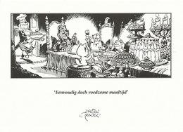 DP00695 - NETHERLANDS - DUTCH COMICS - O.B. BOMMEL TOM POES - MARTEN TOONDER - CP ORIGINAL - Comics