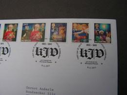 GB FDC 2011 Weinachten Christmas 3173-3179  € 15,00 - FDC
