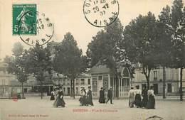 02* SOISSONS    Place St Christophe           MA84,0134 - Soissons