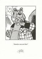 DP00699 - NETHERLANDS - DUTCH COMICS - O.B. BOMMEL TOM POES - MARTEN TOONDER - CP ORIGINAL - Comics