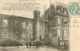 02* FONTAINE LES VERVINS Institut  St Joseph              MA84,0138 - Non Classés