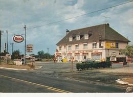 76 - ESCLAVELLES - Hôtel Restaurant L' Escale Des Hayons - France