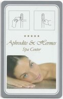 GRECIA KEY HOTEL Atrium Platinum -     Lalysos, Rhodes - Cartes D'hotel