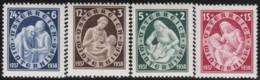 Osterreich      .   Yvert   .      499/502        .    **      .    Postfrisch    .   /  .     MNH - 1918-1945 1. Republik