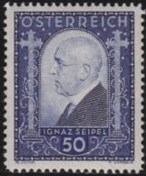Osterreich      .   Yvert   .     419        .    **      .    Postfrisch    .   /  .     MNH - 1918-1945 1. Republik