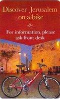 ISRAELE KEY HOTEL Inbal Jerusalem - Hotel Keycards