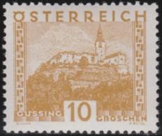 Osterreich      .   Yvert   .     378        .    **      .    Postfrisch    .   /  .     MNH - 1918-1945 1ste Republiek