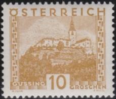 Osterreich      .   Yvert   .     378        .    **      .    Postfrisch    .   /  .     MNH - 1918-1945 1. Republik