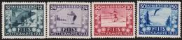 Osterreich     .   Yvert   .     426/429    .    *    .  Ungebraucht Mit Falz    .   /  .     Mint-hinged - 1918-1945 1. Republik