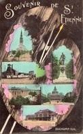 SOUVENIR DE SAINT-ETIENNE (MULTIVUES) - Saint Etienne