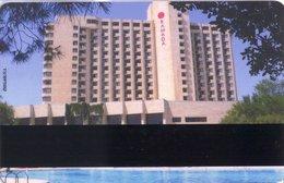 ISRAELE KEY HOTEL  Ramada Jerusalem - Hotel Keycards