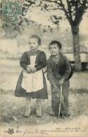 06* COTE D AZUR  Enfants Et Marmotte                  MA84,0361 - France