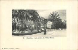 06* BEAULIEU Jardins Hotel Bristol                  MA84,0362 - Beaulieu-sur-Mer