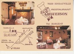 "76 - ISNEAUVILLE - Restaurant ""Le Silveison"" - France"