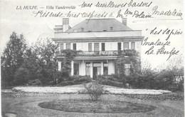 La Hulpe NA27: Villa Vandervelde - La Hulpe