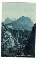 CPA - Carte Postale -Suisse - Tessin -Lago Di  Lugano Castello -1909-  S4993 - TI Tessin