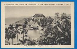 ASIE - PHILIPPINES - CULION - LEPROSERIE - SOEURS DE SAINT-PAUL À CHARTRES - Philippines