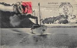 Norway - SVALBARD SPITSBERGEN - Liliiehök Bay - Ship - Publ. G. H. - Norvège