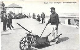 Heyst NA51: David Le Balayeur 1909 - Heist