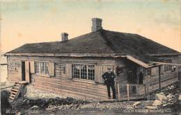 Norway - SVALBARD SPITSBERGEN - The Post Office In Advent Bay - Publ. Wilse - Schonberge. - Norvège