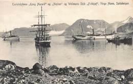 Norway - SVALBARD SPITSBERGEN - Advent Bay - Toutisthytten - Postkontor - SEE STAMPS. - Norvège