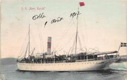Norway - S. S. Kong Harald - Publ. M. And Co. 187. - Norway