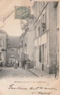 ** 91  ***  MONTLHERY Rue Notre Dame - TTB Dos Simple - Montlhery