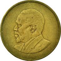 Monnaie, Kenya, 10 Cents, 1968, TTB, Nickel-brass, KM:2 - Kenya