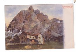 SUISSE Contrinhaus Mit Sasso Vernale - TI Tessin