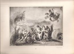 Delacroix -hélio. Marotte Paris - Ohne Zuordnung