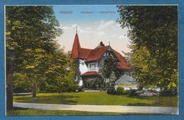 GLEIWITZ GLIWICE STADTPARK GARTUERHAUS UNUSED - Polonia
