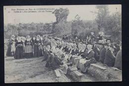 FRANCE - Carte Postale - Noce Bretonne Au Pays De Cornouailles - L 21353 - Costumes