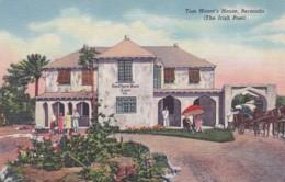 Bermuda Tom Moore's House The Irish Poet - Bermudes