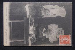FRANCE - Carte Postale - La Normandie - Dentellières - L 21354 - Costumes