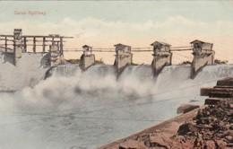 Panama Canal The Gatun Spillway 1919 - Panama