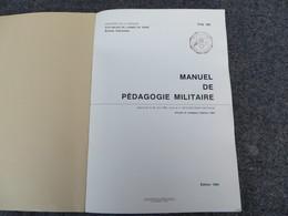 TTA 193 - Manuel De Pédagogie Militaire - 148/09 - Books, Magazines, Comics