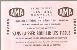 Buvard AMA Prodigieuse Teinture Nouvelle Aux Colorants à Pénétration Intégrale - Produits Ménagers