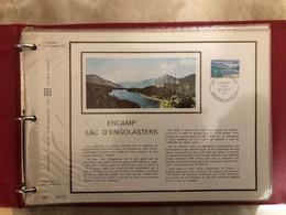 Timbres De Andorre La Vieille De 1971 à 1978 - Briefmarken