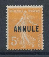 158 CI 1* Semeuse 5c Orange - Lehrkurse