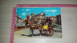 C-66567 CARRETTO SICILIANO COSTUMI TIPICI FOLKLORE - Other Cities